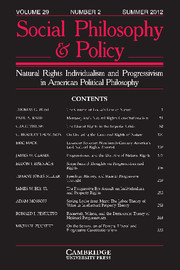 30_Social_philosophy_and_policy